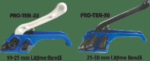dispozitiv tensionare banda