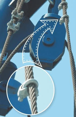 aplicatie bridă cablu