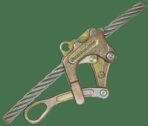 maner prindere cablu
