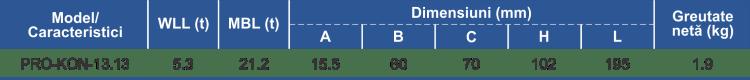 dimensiuni și caracteristici cuplă containere