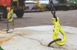 exemplu folosire cârlig cu autoblocare lanț