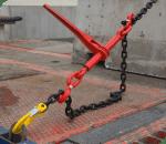 exemplu folosire întinzatoare lanț cu clichet